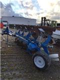 Överum DX5975H, 2011, Reversible ploughs