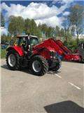 Massey Ferguson 7624, 2012, Tractores