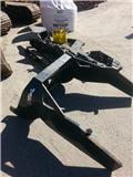 Jake 350 DG, Muut kuormaus- ja kaivuulaitteet sekä lisävarusteet