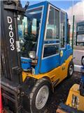 Dantruck 8450, 2000, Diesel gaffeltrucks