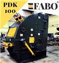 Fabo PDK-100 SERIES PRIMARY IMPACT CRUSHER, 2019, Purustid