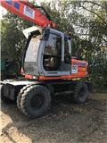 Fiat-Hitachi EX 135 W, 2001, Wheeled excavators