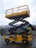 Haulotte H 12 SX, 2008, Scissor lifts