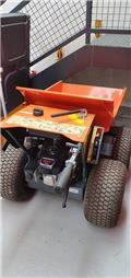 Belle BMD300 Heavy Duty 4x4 Mini Dumper, 2016, Site dumpers