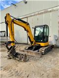 JCB 8055, 2012, Mini Excavators <7t (Mini Diggers)