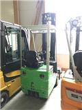 Cesab BIT 800, 2001, Electric forklift trucks