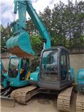 Kobelco SK 75 SR, 2016, Excavadoras sobre orugas