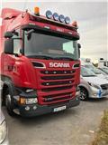 Scania R 730 LA, 2015, Trekkvogner
