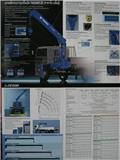 타다노 ZE500, 2011, 로더 크레인