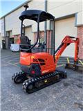 Kubota U 17-3, 2014, Mini excavators < 7t (Mini diggers)