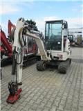 Terex TC 29, 2008, Mini Escavadoras <7t
