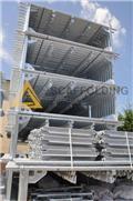 Scaffolding Gerüst 150qm ALUMINIUM 3,07 2,57 Gerüs, 2021, Gerüste & Zubehör