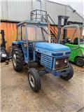 Leyland 253, Traktoren