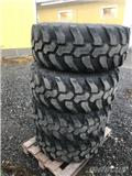 Dunlop SP 405/70-18, Tyres, wheels and rims