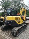 Yanmar SV 100, 2019, Mini excavators  7t - 12t