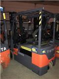 Toyota 7 FB EF 18, 2007, Electric forklift trucks