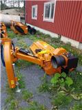 Berti Taps 220, Segadoras y cortadoras de hojas para pasto