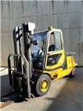 Linde E48, 2003, Electric forklift trucks