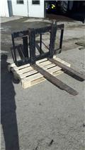 Pallgafflar 2,5 ton, Egyéb traktor tartozékok