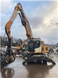 Liebherr LH 26 M, 2013, Gravemaskiner for avfallshåndtering