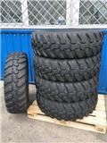 335/80R20 139J oder 149K Dunlop SPT9 Unimog Radlad, Dæk, hjul og fælge