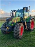 Fendt 516 Vario Profi, 2017, Tractors