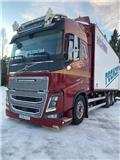 Volvo FH16, 2016, Wood Chippers