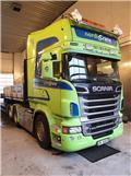 Scania R 560، 2013، وحدات الجر