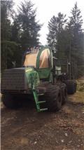 John Deere 1510 E, 2011, Transporteri