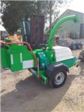 Greenmech ECO 150, 2009, Wood Chippers