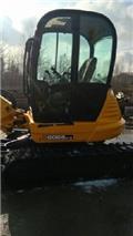 JCB 8065 RTS, 2013, Excavadoras 7t - 12t