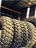 Goodyear 18R35, 2008, Neumáticos