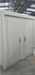 BUNGALOW DOUBLE WC, 2021, Baraque de chantier