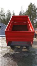 Velsa 5, Grain Trailers