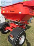 Woprol Fertilizer spreaders 1500l plus transport chases, 2019, Mineral spreaders