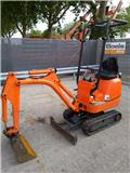 JCB 8008 CTS, 2011, Mini excavators < 7t (Mini diggers)