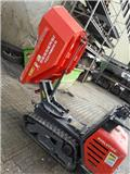 Messersi TCH-R800 D/BT, 2015, Tracked Dumpers