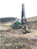 John Deere 1270 E Eco III, 2011, Harvesters