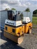 Small asphalt machine Benford TV 1200, 1996 г., 1304 ч.