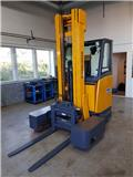 Jungheinrich ETV Q 20, 2008, 4-way reach trucks