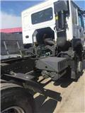 Howo 375 truck head, 2012, Dump trailers