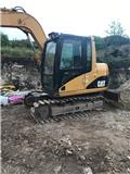 Caterpillar 307 C, 2005, Mini excavators  7t - 12t