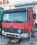 Mercedes-Benz 817, 1998, Camioane platforma/prelata