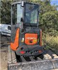 Hitachi ZX 38 U-5, 2017, Mini excavadoras < 7t