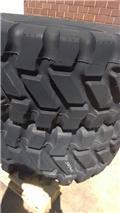Goodyear #M-0024 20.5R25 TL-3A+, 2013, Padangos, ratai ir ratlankiai