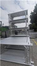 Леса строительные  telka tFRAME PIN ALU Gerüst | scaffolding | andami