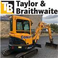 Hyundai R25Z-9AK, 2015, Mini Excavators <7t (Mini Diggers)