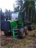 John Deere 1210 E, 2012, Forwarder