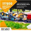 Fabo VSI-900, 2020, Mobile crushers