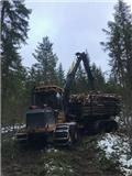 Tigercat 1055, 2005, Forwarder